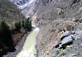 Seli Hydro Electric Project