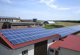 Solar Project Germany