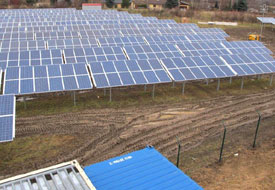 solar Project wittenberge