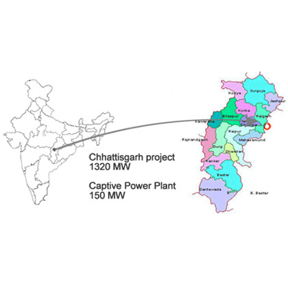 Chhattisgarh Thermal Powerproject